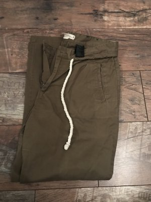 H&M Pantalon chinos multicolore