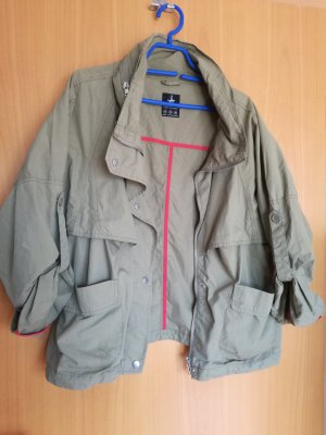 Atmosphere Oversized Jacket olive green
