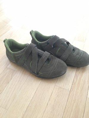Esprit Sneaker con strappi multicolore