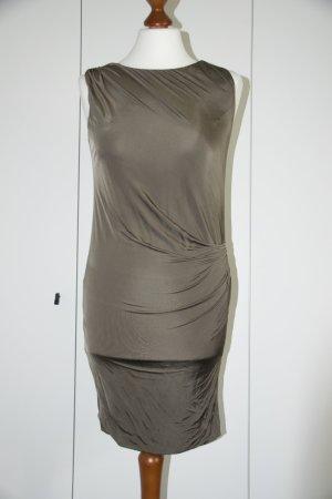 Olivgrünes Kleid von Comptoir des Cotonniers