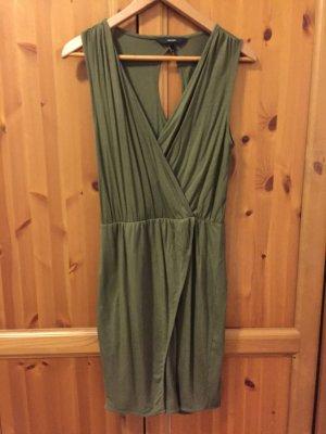 olivgrünes Kleid von Vero Moda