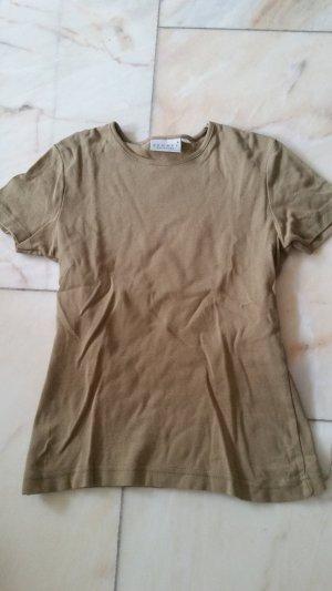 Olivgrünes Shirt