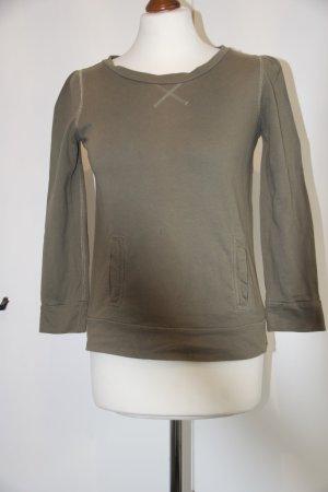 Olivgrünes Sweatshirt von Kookai