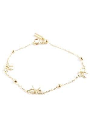 Olivia Burton Armband goldfarben Elegant