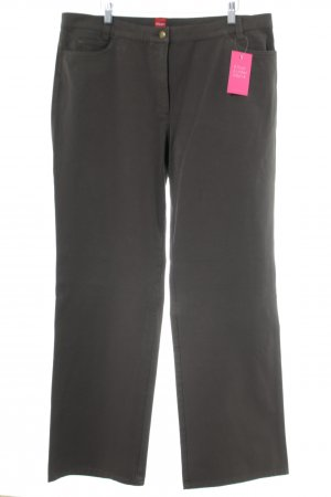 Olsen Boot Cut Jeans schwarz Casual-Look