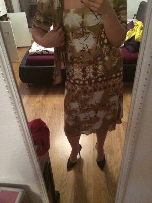 Olsen set Sommer Kleid