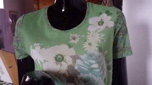 olsen, Shirt in hellen Frühjahrsfarben, Gr.36