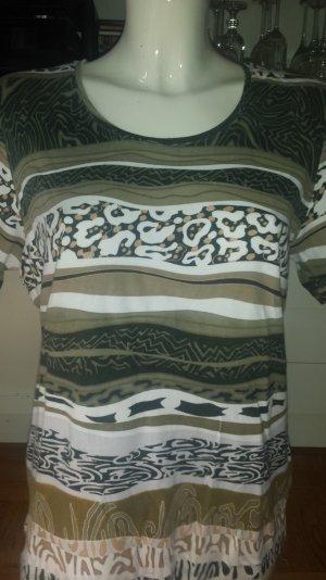 Olsen Shirt Safari Look