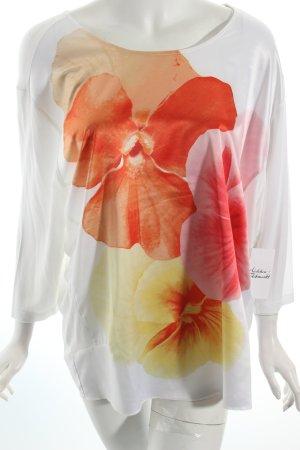 Olsen Shirttunika Blumenmuster Casual-Look