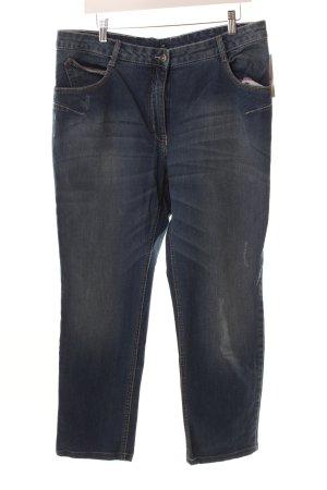 """Olsen Straight-Leg Jeans """"Lisa"""" stahlblau"""