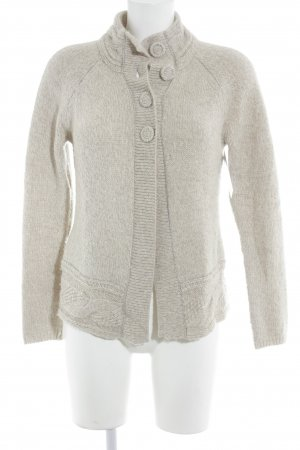 Olsen Strickjacke creme Casual-Look