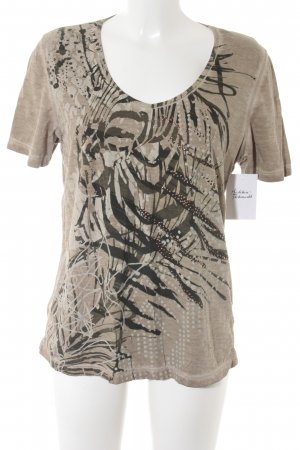 Olsen T-Shirt Mustermix Casual-Look