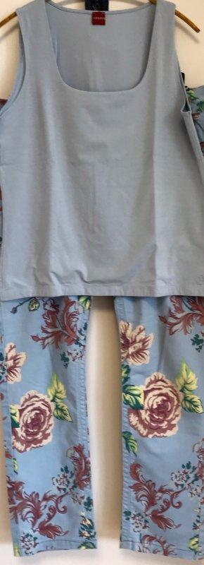 Olsen Haut basique bleu pâle viscose