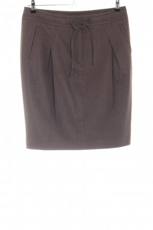 Olsen Tulip Skirt brown casual look