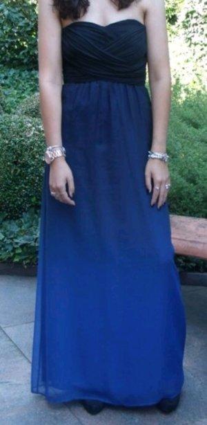 Ombre Kleid langes Kleid
