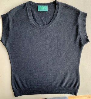 Omen Short Sleeve Sweater black