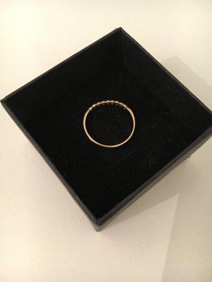 On by One Rainbow Ring von Margova Jewellery