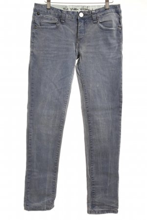 One green elephant Hüftjeans himmelblau Jeans-Optik
