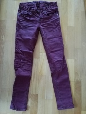 One Green Elephant Jeans bordeaux 34
