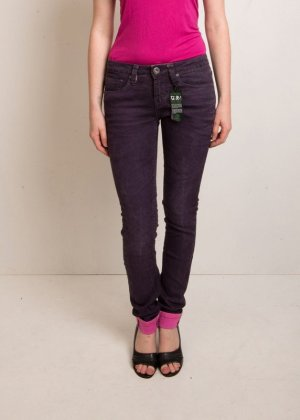 One Green Elephant Jeans in lila / violett und pink, XXS/32 NEU mit Etikett Neurpeis: 89,95
