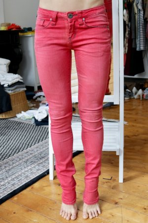 One green elephant Jeans XXS rot und lang