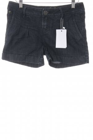 One green elephant Jeansshorts dunkelblau Casual-Look