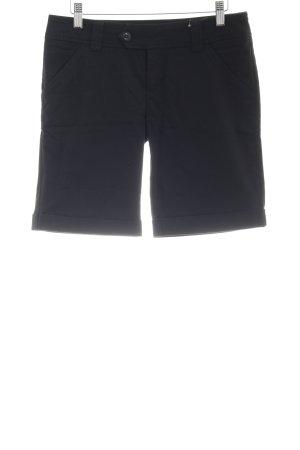 One green elephant Shorts schwarz schlichter Stil