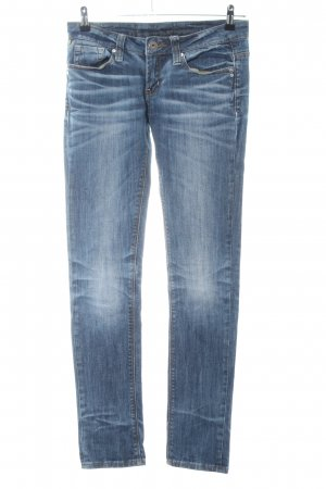 One green elephant Skinny Jeans blau Casual-Look