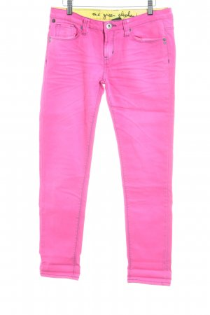 One green elephant Skinny Jeans Colourblocking Casual-Look