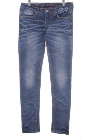 One green elephant Skinny Jeans dunkelblau Casual-Look