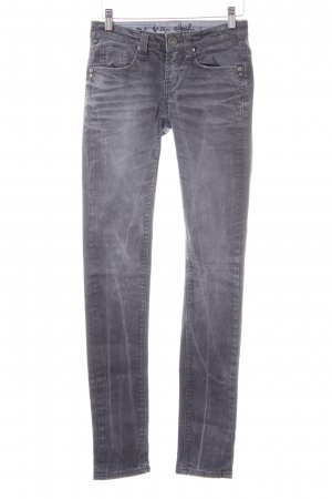 One green elephant Skinny Jeans dunkelgrau-grau Jeans-Optik