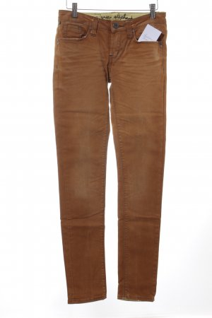 One green elephant Skinny Jeans hellbraun Casual-Look