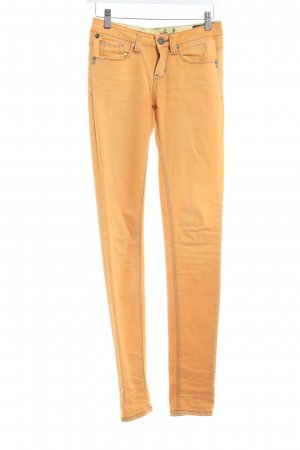 One green elephant Skinny Jeans hellorange-khaki Casual-Look