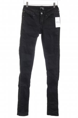 One green elephant Skinny Jeans schwarz Casual-Look
