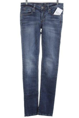One green elephant Slim Jeans blau Casual-Look