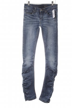 One green elephant Slim Jeans blau Casual-Look
