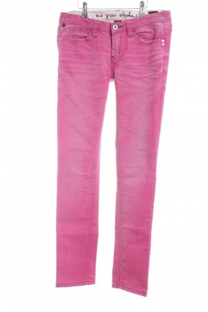 One green elephant Slim Jeans pink Casual-Look