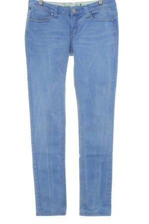One green elephant Straight-Leg Jeans kornblumenblau Casual-Look