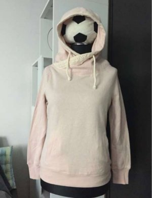 Colloseum Hooded Sweater natural white-pink