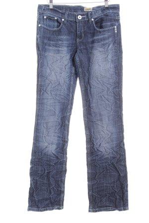 One of a kind Straight-Leg Jeans blau-himmelblau Casual-Look