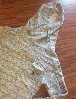 Jumpsuit grey-white