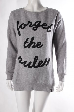 One Piece Sweatshirt Print