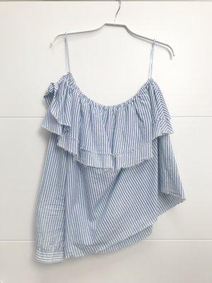One-shoulder Bluse von ZARA, Größe: S