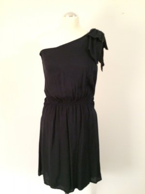 One-Shoulder Dress von H&M, nachtblau