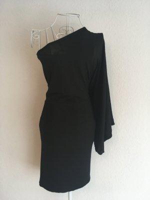 Gestuz One Shoulder Dress black