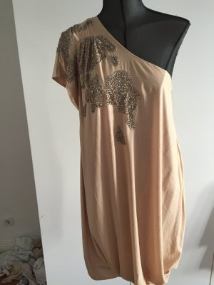 One Shoulder Kleid by Malene Birger