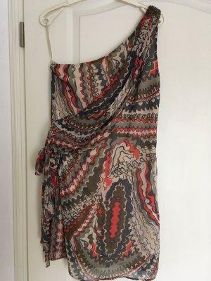 One-Shoulder-Kleid Größe L