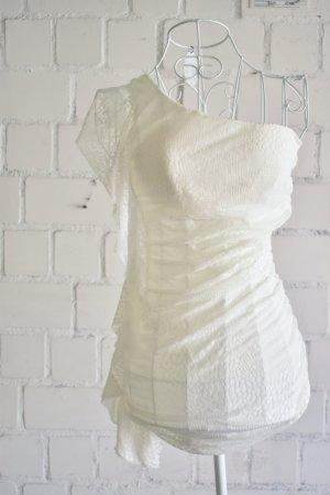 One Shoulder Kleid / Top