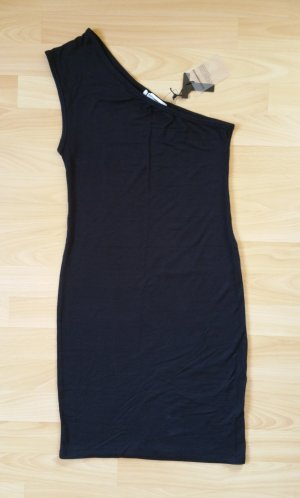 Alexander Wang One Shoulder Dress black modal fibre