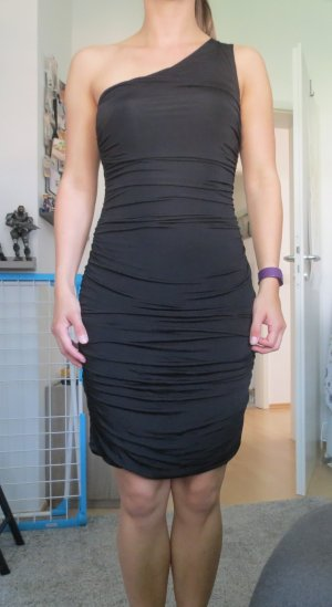 One-Shoulder Kleid von H&M